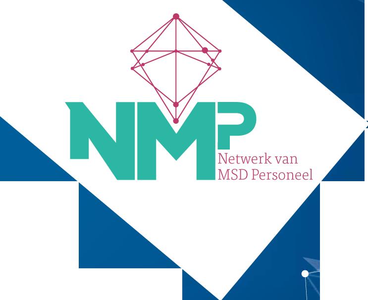 Agenda komende ALV  NMP